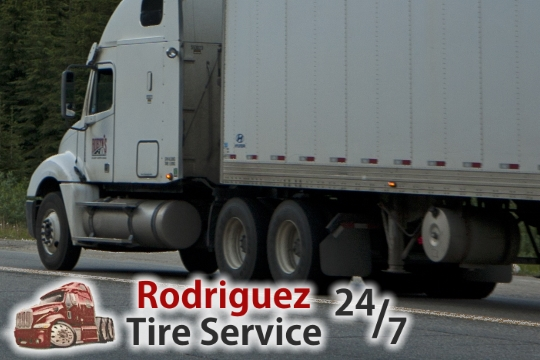 24 Hour Roadside Tire Service in Falfurrias, TX