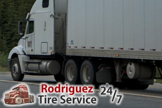 24 Hour Roadside Tire Service in Falfurrias, TX