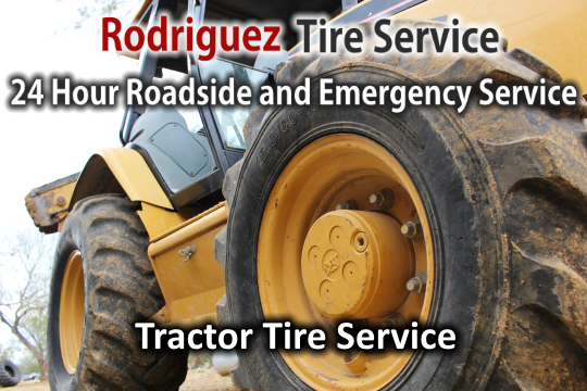 Tractor Tire Service Falfurrias, TX